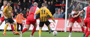 Kidderminster Harriers 1-2 Boston United