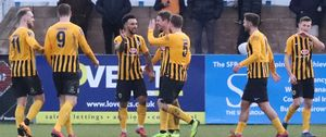 Nuneaton Borough 1-5 Boston United