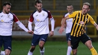 Boston United 1-3 Stockport County
