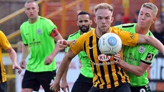 Boston United 4-1 Curzon Ashton