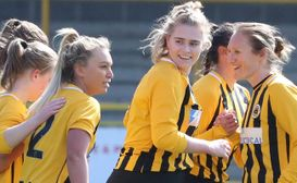 Ladies primed for cup final