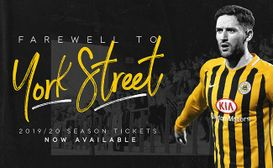 Saturday openings confirmed for season tickets