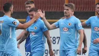 Boston United 2-1 Grimsby Town