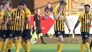 Boston United 3-0 Stamford AFC