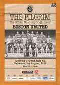 Programme - Chester FC