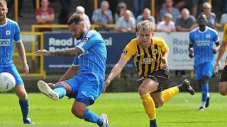 Boston United 1-1 Chester FC