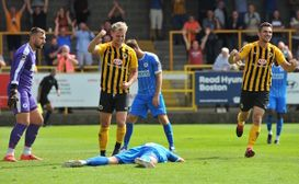 Video - Chester FC highlights