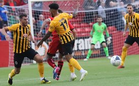 Wright on target as United draw again