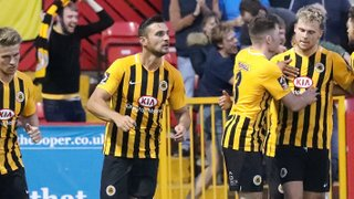 Alfreton Town 1-1 Boston United
