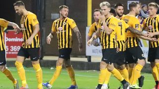 Boston United 1-0 Leamington