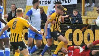 Boston United 1-1 Guiseley