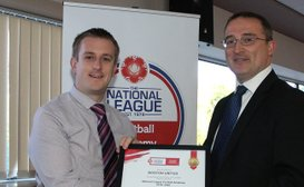 National League academy licences granted