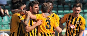 Boston United 5-0 Altrincham