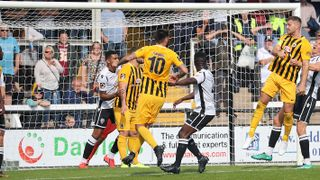 Hereford FC 0-0 Boston United