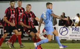 Pilgrims secure opening away victory