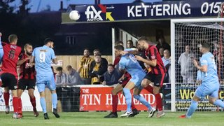 Kettering Town 0-2 Boston United