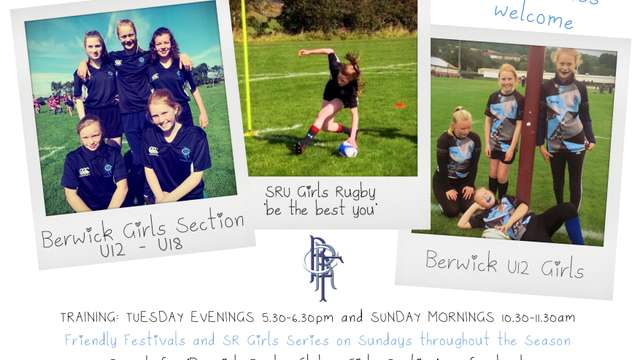 BRFC Girls Rugby Section