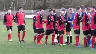 MATCH AGAINST COCKFOSTERS