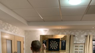 Darts Night - October 2019