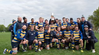 OEs vs Sidcup 2018-19 Kent Cup Champions