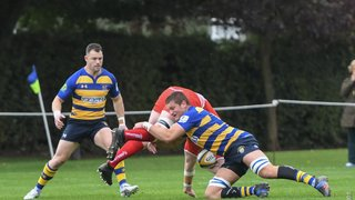 OEs 1st XV Vs Plymouth Albion (H) 28 Sept 2019-20