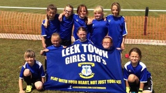 Leek Town U13 Girls Devil