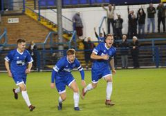 BLUES CLIP ROBINS WINGS