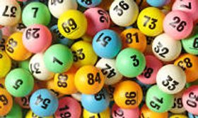February lottery and 200 club winners