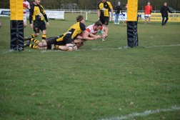 BRAINTREE BLOWN AWAY BRAINTREE RFC 15 V 52 EPPING UPPER CLAPTON RFC