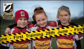 WOMEN & GIRLS RUGBY @ EUCRFC  19.00/20.30