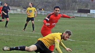 Skelmersdale United  3 - 1  Ossett Albion