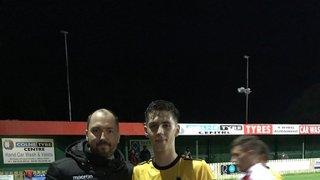 Colne  1 - 0  Ossett Albion