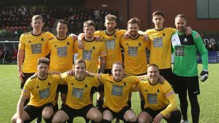 Scarborough Athletic  2 - 0  Ossett Albion