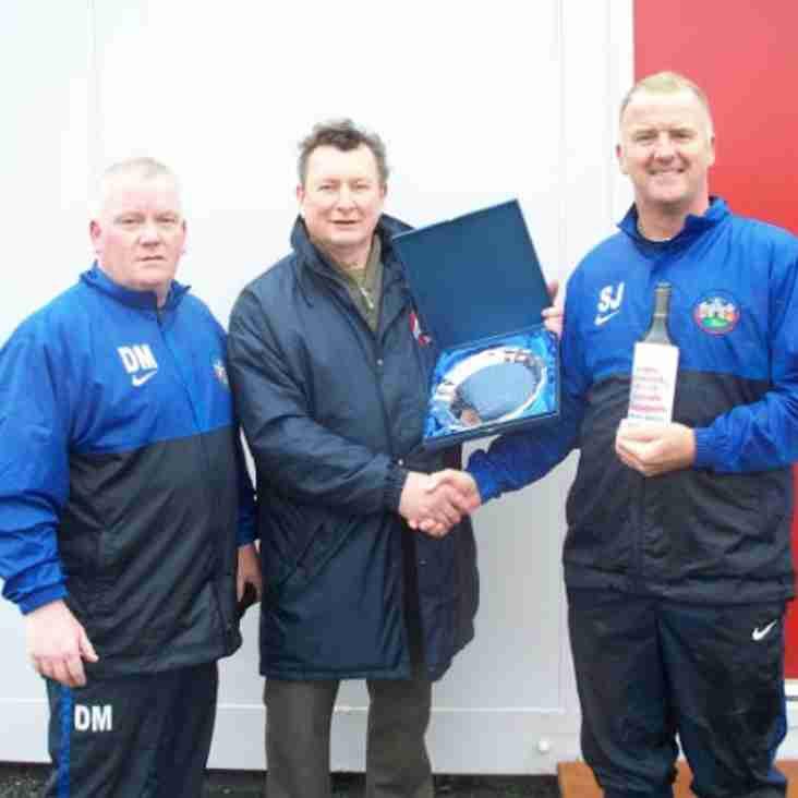 February Manager of the Month