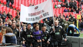 Minis Day Out at Wembley for Unity Parade
