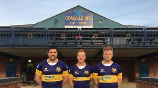 Coalville recruit 3 more past players