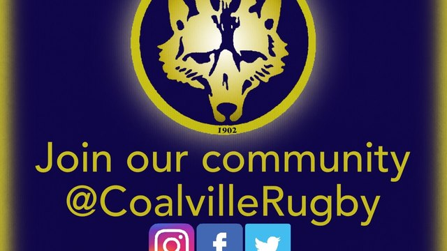 Stay Safe at Coalville RFC