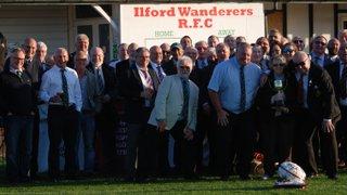 Ilford Wanderers v Barking 20/10/18