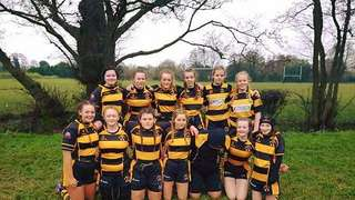 Leigh Girls U15's