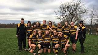 Leigh Girls U18's