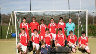 U16 v Trojans 25th March 2012