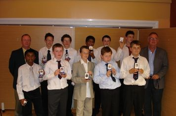 u13's 2007 - runners up