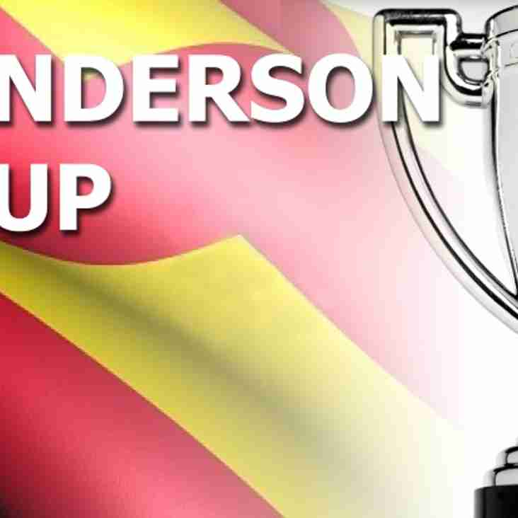 Anderson Cup Results
