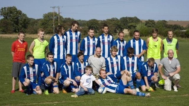 Amble Masons 0 Alnmouth United 5