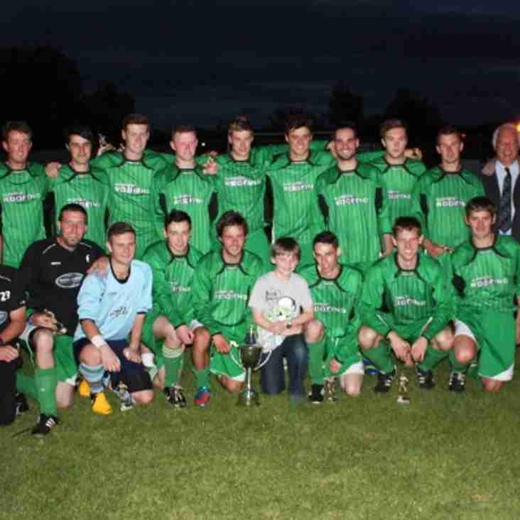The Stephen Carey Memorial Cup 2013/14