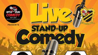 Comedy Night at Leigh RUFC 19.10.19.