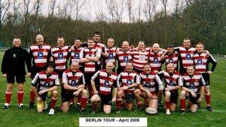 Berlin Tour April 2008