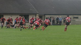 Yorks Cup vs Old Brods 29 Aug 2009