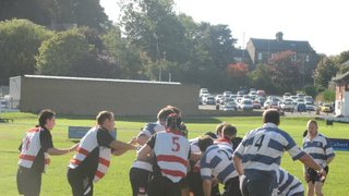 Kestrels v Sheffield Sep2009