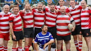 Blue Dogs v Cleck Masters